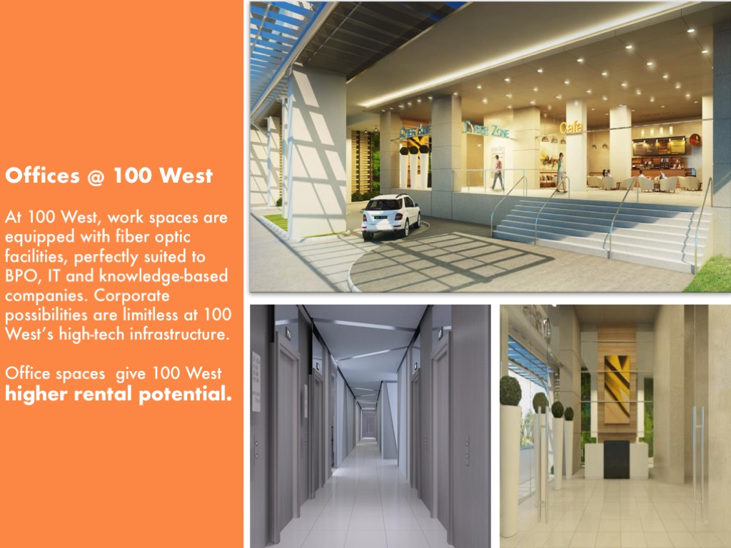 100 West Makati by FILINVEST