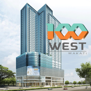 100 West Makati by FILINVEST - http://FLBFANG.COM