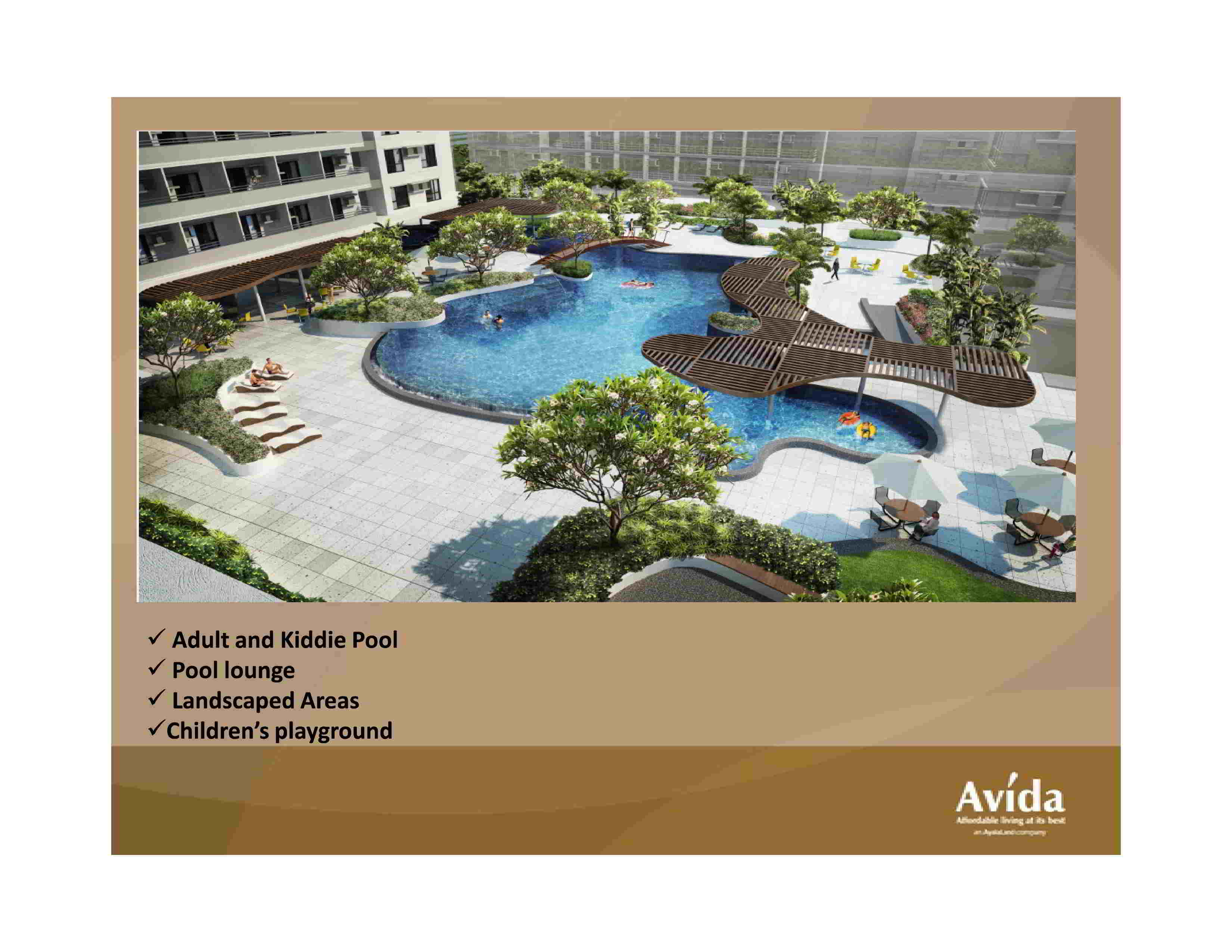 ASTEN TOWER AVIDA AMENITY