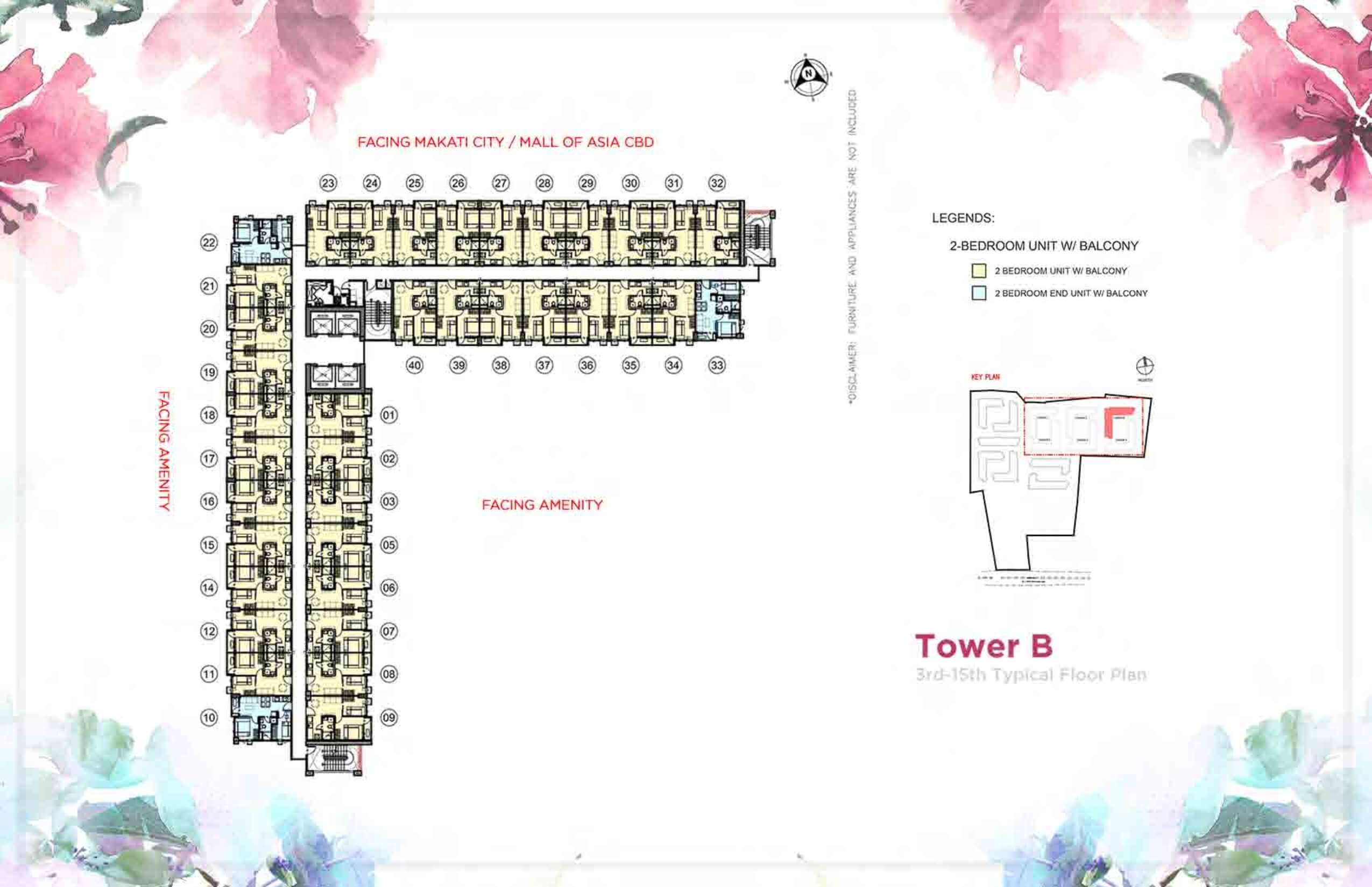 BLOOM RESIDENCES BY SMDC