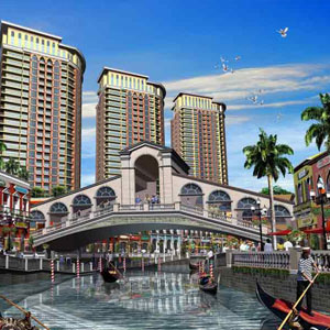 THE VENICE LUXURY RESIDENCES by Megaworld - http://FLBFANG.COM