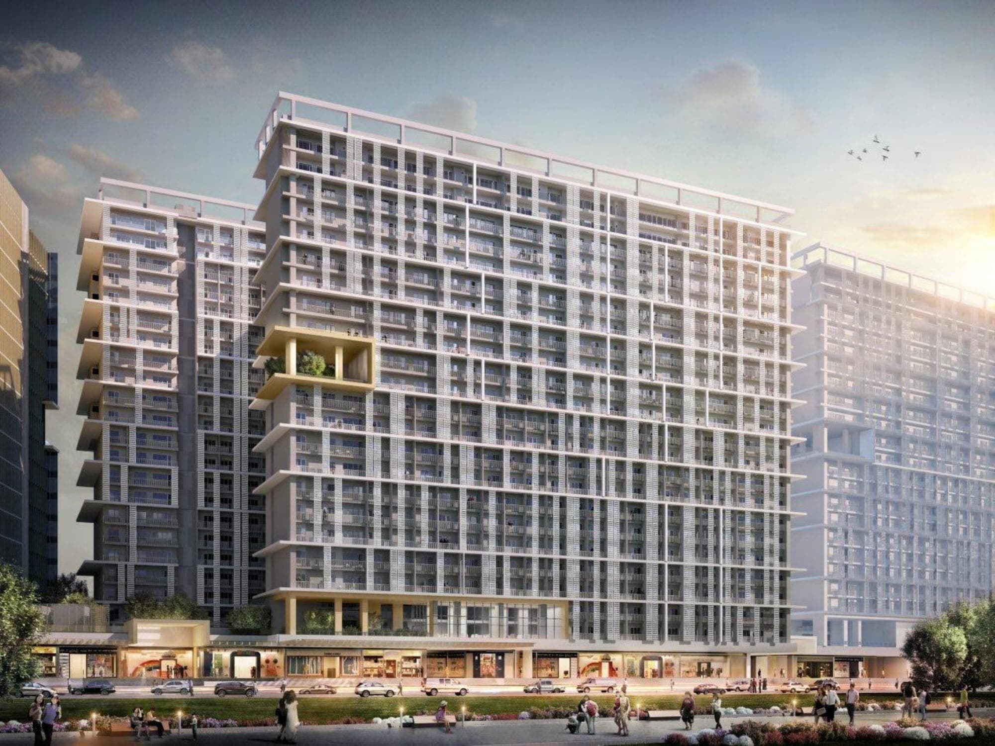 Park McKinley West by MEGAWORLD