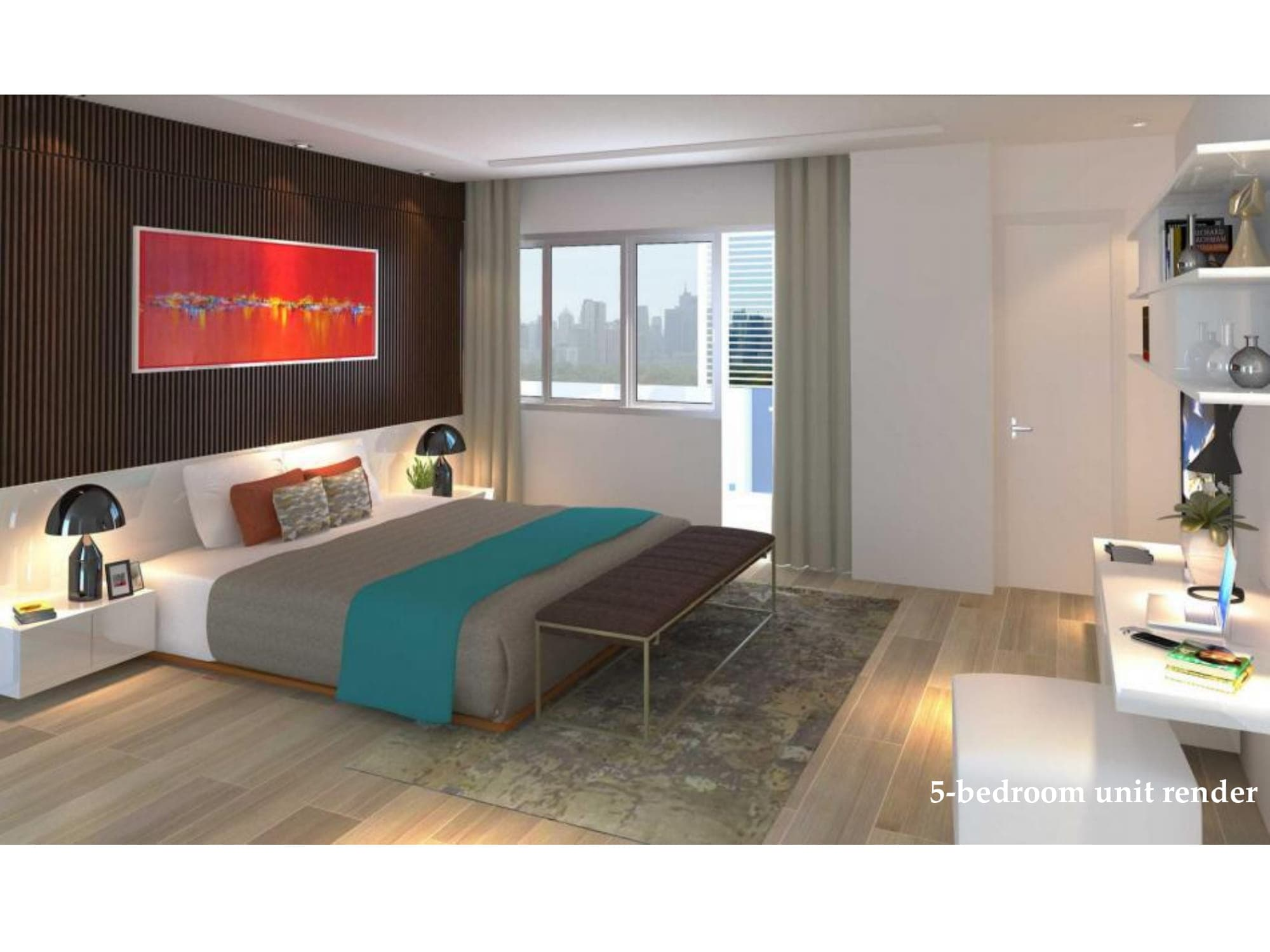 5 BR - Park McKinley West by MEGAWORLD