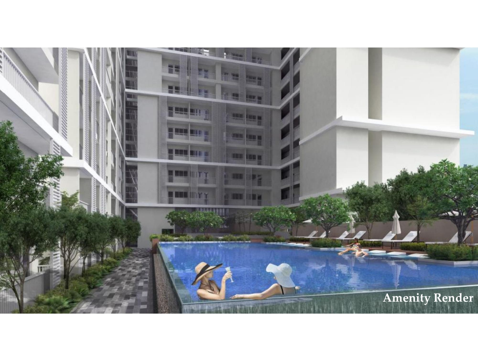 amenities-Park McKinley West by MEGAWORLD