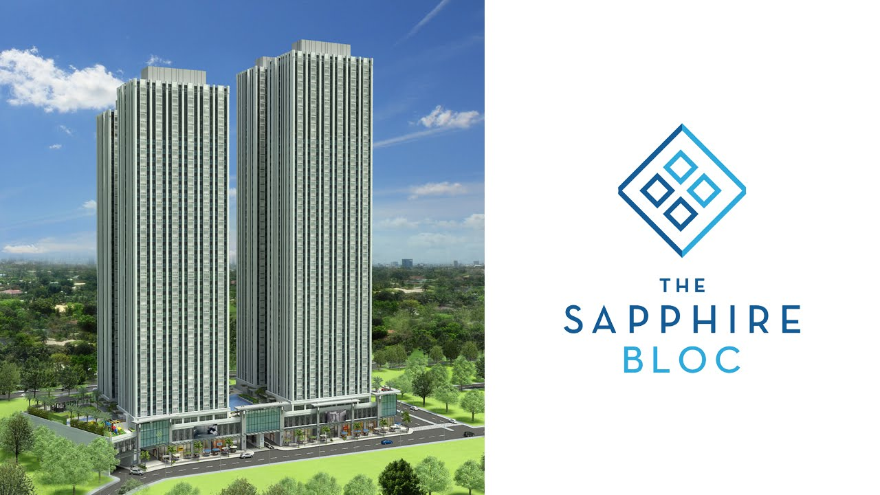 THE SAPPHIRE BLOC BY ROBINSONS