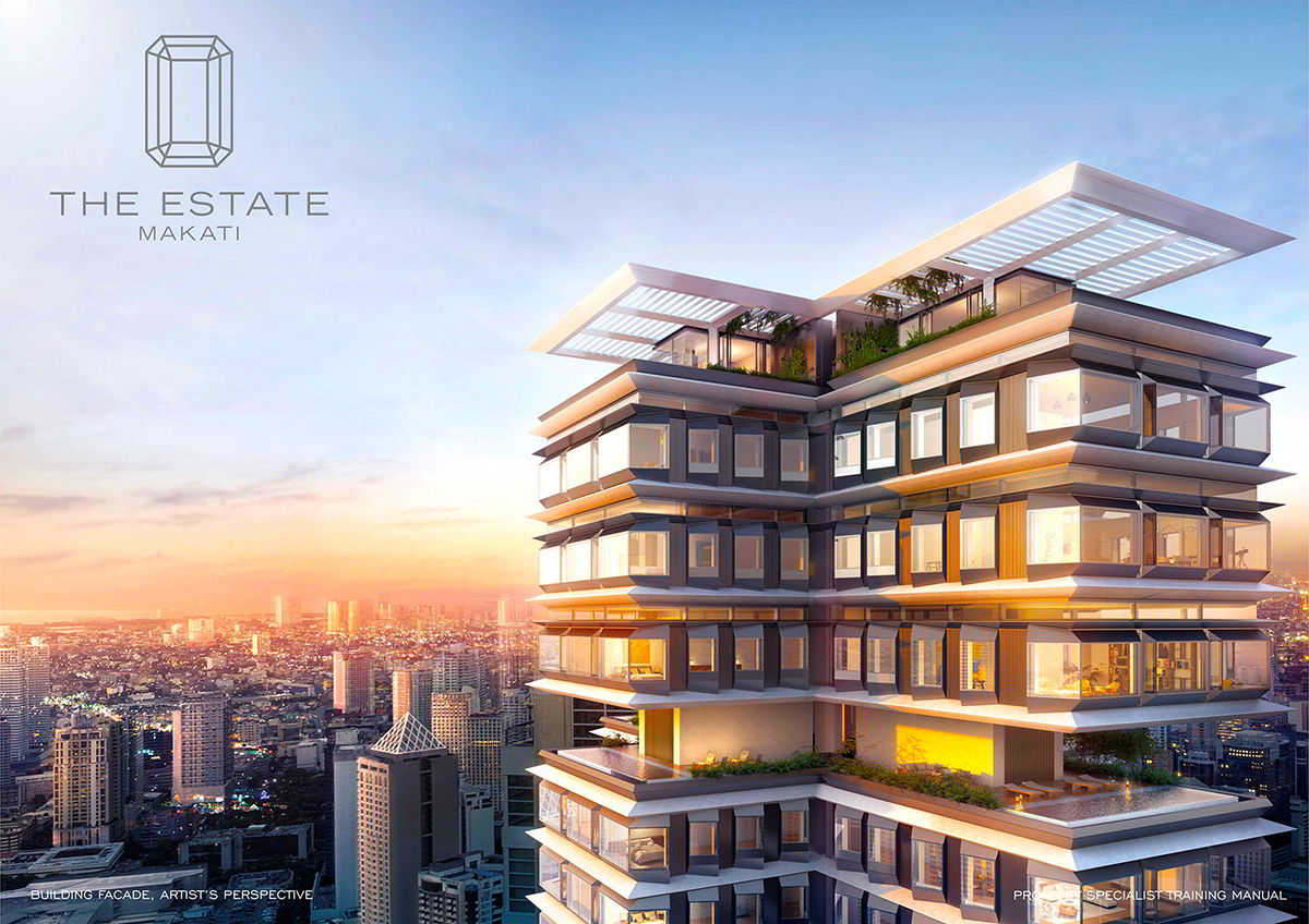 THE ESTATE MAKATI - JV SMDC/FEDERAL LAND