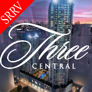 THREE CENTRAL by Megaworld - http://FLBFANG.COM