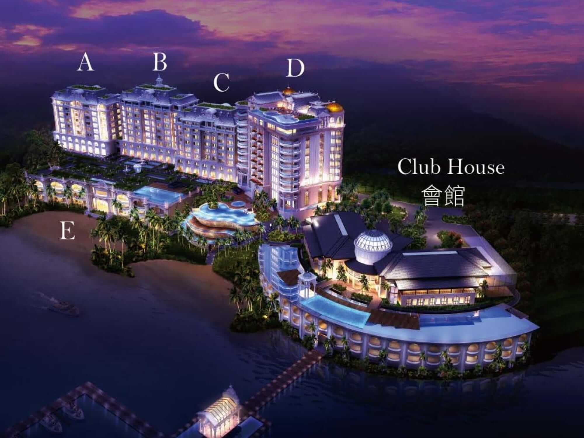 TRIBOA MAJESTIC BAY - the Ultra-high residential destination at Subic Bay
